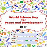 World Science Day - 2017 - fillable