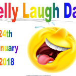Belly Laughing Day - 2018