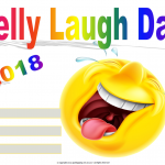 Belly Laughing Day - 2018 - fillable