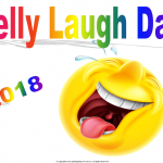 Belly Laughing Day - 2018 - no date