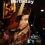 Elvis birthday - 2018