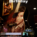 Elvis birthday - 2018 - fillable