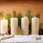 First Day of Advent - 2017 - no date