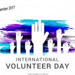 Int Volunteer Day - 2017