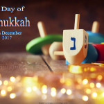 Last day of Hanukkah - 2017
