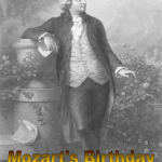 Mozarts Birthday - 2018