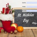 St Nicholas Day - 2017 - fillable