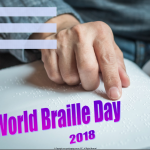 World Braille Day - 2018 - fillable
