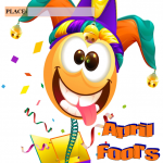 April Fools Day - 2018 - fillable