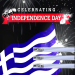 Greek Ind Day - 2018 - fillable