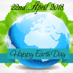 Happy Earth Day - 2018