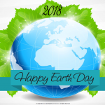 Happy Earth Day - 2018 - no date