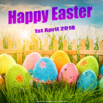 Happy Easter - 2018