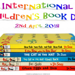 Int Childrens Book Day - 2018