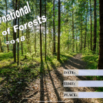 Int Day of Forests - 2018 - fillable