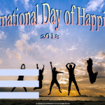 Int. Day of Happiness - 2018 - fillable