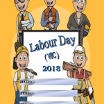 Labour Day VIC - 2018 - fillable