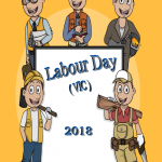 Labour Day VIC - 2018 - no date