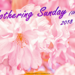 Mothering Sunday (UK) - 2018 - no date