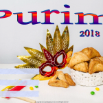 Purim - 2018 - fillable
