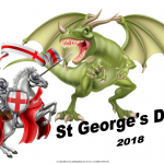 St Georges Day - UK - 2018 - no date