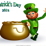 St Patricks Day - 2018 - no date