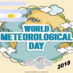 World Meteorology Day - 2018 - fillable