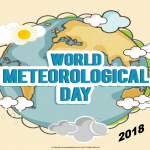 World Meteorology Day - 2018 - no date