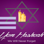 Yom Hashoah - 2018 - fillable