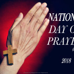 Nat Day of Prayer (USA) - 2018 - no date