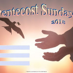 Pentecost Sunday - 2018 - fillable