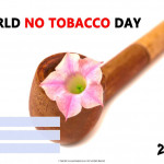 World No Tobacco Day - 2018 - fillable