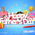 Fathers Day ( US,UK & Canada) - 2018