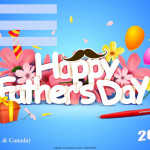 Fathers Day ( US,UK & Canada) - 2018 - fillable