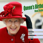 Queens Birthday (NZ) - 2018 - fillable