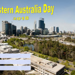 Western Australia Day - 2018 - fillable