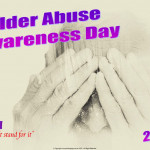 World Elder Abuse Awareness Day - 2018 - no date