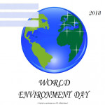 World Environment Day - 2018 - fillable
