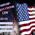 American Independence Day - 2018 - fillable