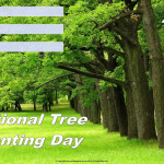 National Tree Planting Day - 2018 - fillable