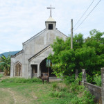 Catholic church in Central Luzon, Philippines