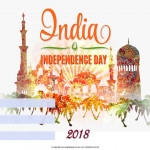 India Independence Day - 2018 -fillable