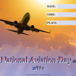 National Aviation Day (USA) - 2018 - fillable