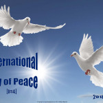 International Day of Peace (USA) - 2018 - no date