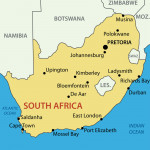 Republic of South Africa - map