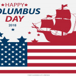 Columbus Day - 2018 - no date