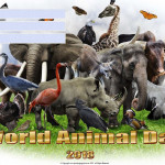 World Animal Day - 2018 - fillable