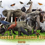 World Animal Day - 2018 - no date