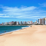 Fortaleza waterfront