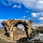 Ani Ruins, Ani is a ruined and uninhabited medieval Armenian city-site situated in the Turkish province of Kars.